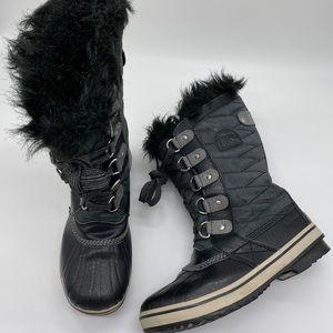Sorel Youth Tofino II Leather Waterproof Boots